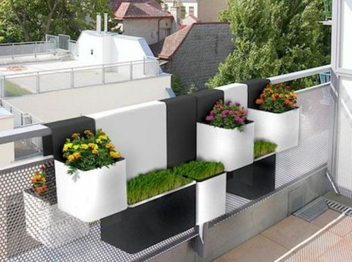 Terrassengelander Und Balkongelander Konstruieren Thematische Tipps