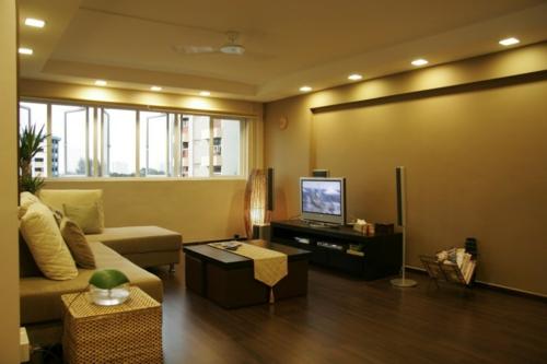 beleuchtung wohnzimmer modern – Dumss.com