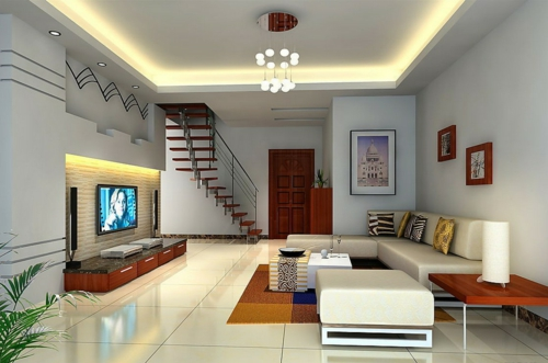 Best Color Combination For Living Room In India