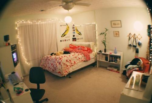 beleuchtung indirekt Einrichtungsideen für Jugendzimmer