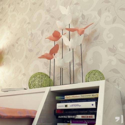 diy Einrichtungsideen für Jugendzimmer dekoartikel