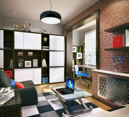 Moderne Einrichtungsideen für teenager organisation