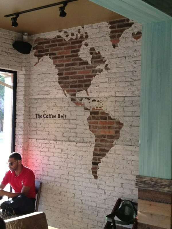 Kuche Blaue Wand ~ Kreative Deko Ideen Und Innenarchitektur,  Innenarchitektur Ideen