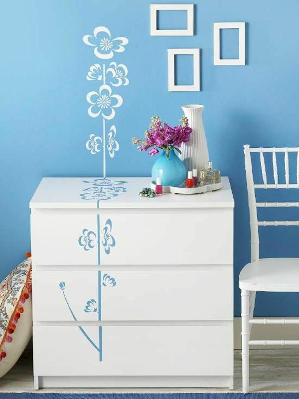 w nde streichen wohnideen f r erstaunliche wanddekoration. Black Bedroom Furniture Sets. Home Design Ideas