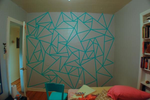 Wohnideen erlesene Wanddekoration vielfältig