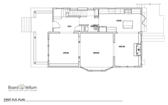 Innenarchitektur haus skizze  Altes Haus renovieren - ein inspirierendes Beispiel aus Amerika
