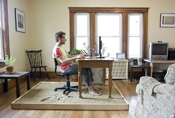 Kreative einrichtungsideen büro  Kreative Wohnideen für ein traumhaftes Zuhause - 30 Beispiele