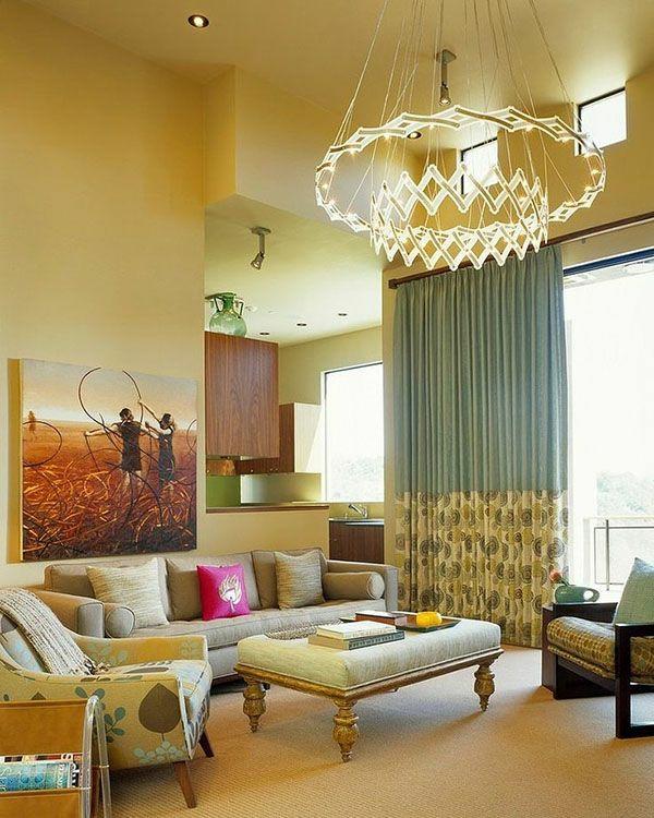 30 Einrichtungsideen Moderne Wohnzimmer Zu Gestalten | Einrichtungsideen ...