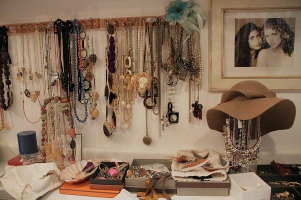 Craft Fair Jewellery Storage