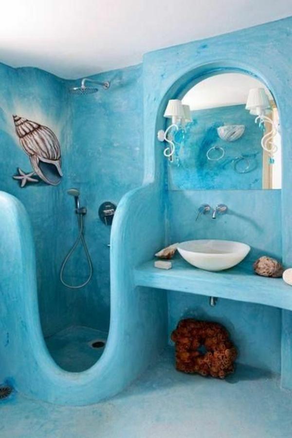 moderne badezimmer ideen - coole badezimmermöbel - Ideen Badezimmer