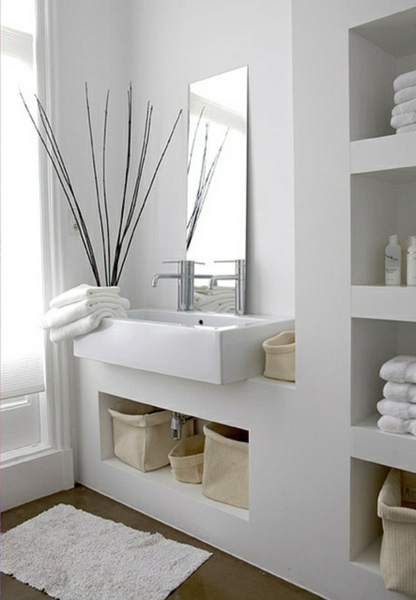 Moderne badezimmer ideen coole badezimmerm bel for Moderne badeinrichtung