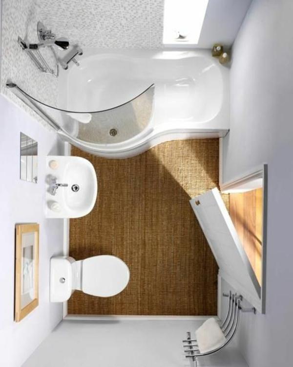 Modernes Feuchtraumboden Für Badezimmer Bodenbelag Abdichten Stil: Coole Badezimmermöbel