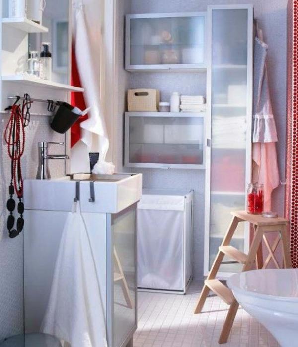 badmöbel ikea waschbecken design wandschrank