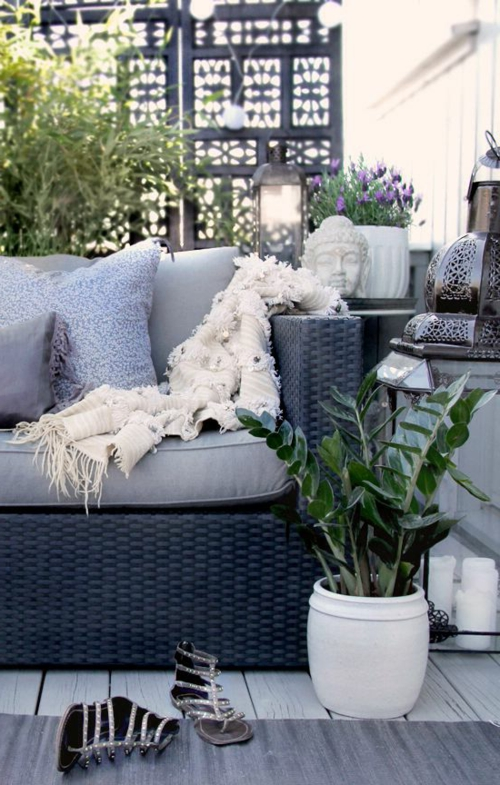 Plan balcony design - 30 really amazing interior design ideas
