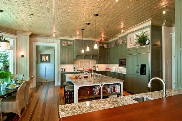 bemalt farben für küchenschränke marmor oberfläche raum wärme