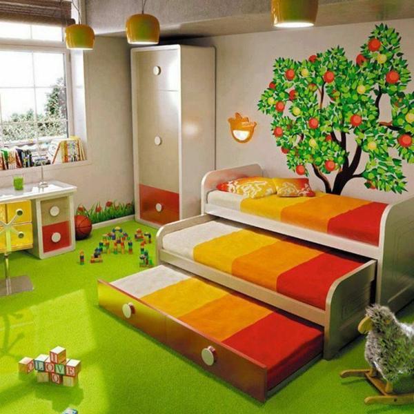 125 Grossartige Ideen Zur Kinderzimmergestaltung