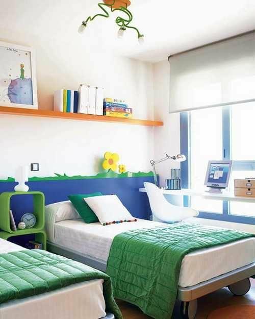 farbgestaltung f rs jugendzimmer 100 deko und. Black Bedroom Furniture Sets. Home Design Ideas