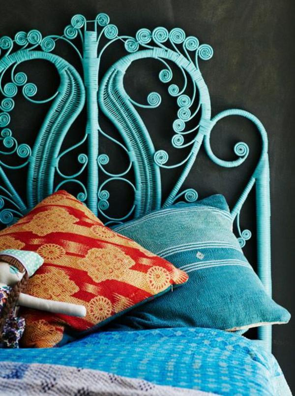 kopfteil bett polster selber machen. Black Bedroom Furniture Sets. Home Design Ideas