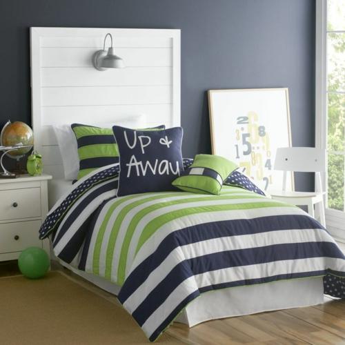 Farbgestaltung fürs Jugendzimmer - 100 Deko- und Einrichtungsideen