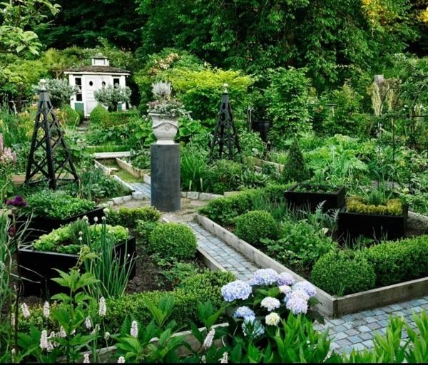 111 gartengestaltung bilder und inspiri rende ideen f r sie for Gartengestaltung bauerngarten bilder