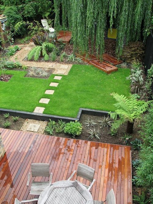 1001 fabelhafte bilder zur vorgartengestaltung for Garten pflanzen idee