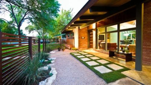 1001 fabelhafte bilder zur vorgartengestaltung. Black Bedroom Furniture Sets. Home Design Ideas