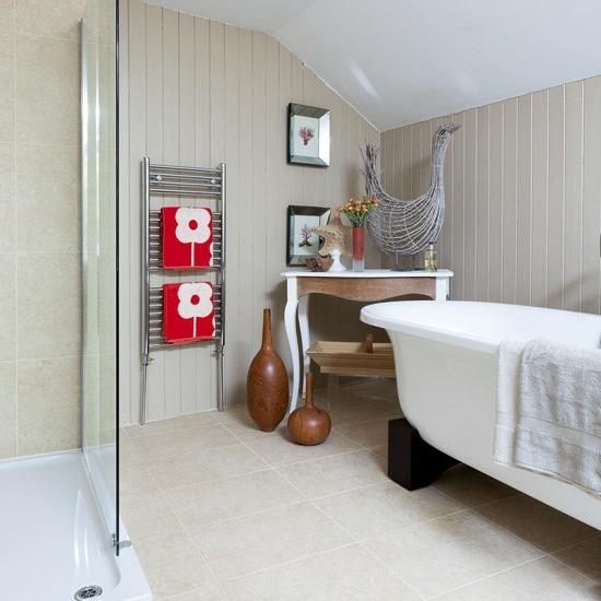 Modernes bad 70 coole badezimmer ideen for Dekoartikel holz