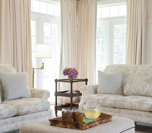 trinken frisch wohnzimmer charme feminine idee zitronen limonade
