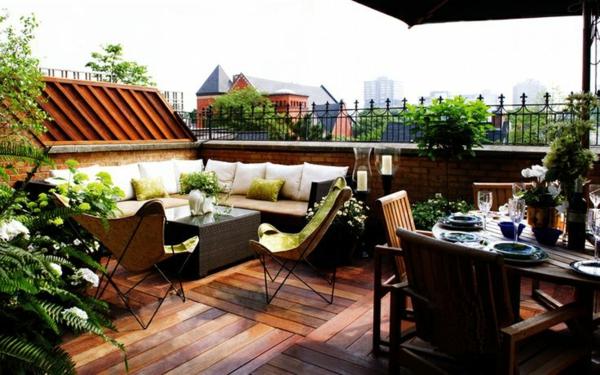Dachterrassengestaltung Ideen, Beispiele Und Wichtige Aspekte Dachterrasse Und Balkon Dekorieren 25 Ideen Fur Oase Der Grosstadt