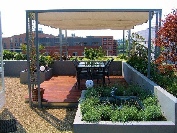 Dachterrassengestaltung ideen beispiele und wichtige aspekte for Terrace roof design philippines