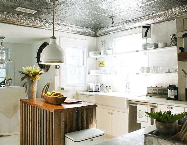 decke küche klein einrichten Kücheneinrichtung und Küchenmöbel