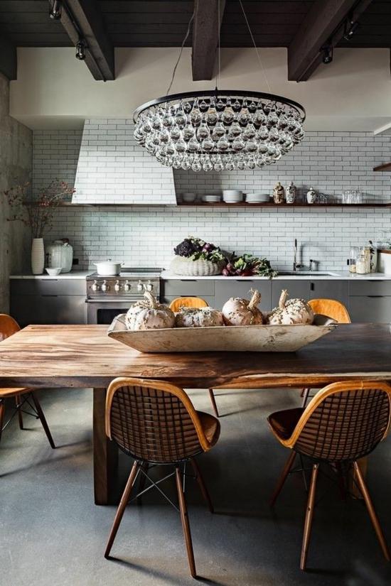 50 moderne landhausküchen - küchenplanung und rustikale küchenmöbel,