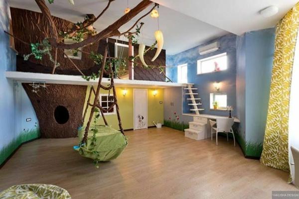 125 großartige Ideen zur Kinderzimmergestaltung | {Dekoideen kinderzimmer 20}