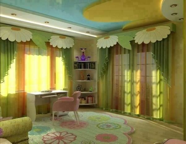 125 großartige ideen zur kinderzimmergestaltung - Kinderzimmer Deko Wald