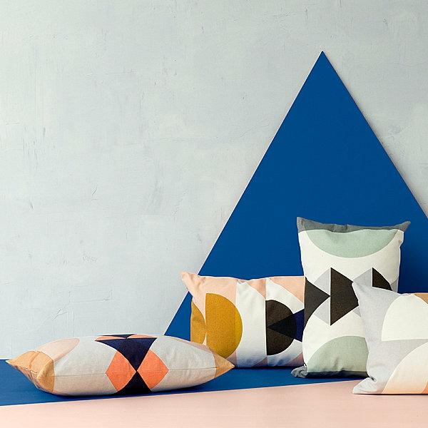 dekokissen dekoideen geometrisch