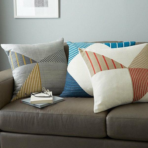 dekokissen dekoideen wohnzimmer sofa kissen