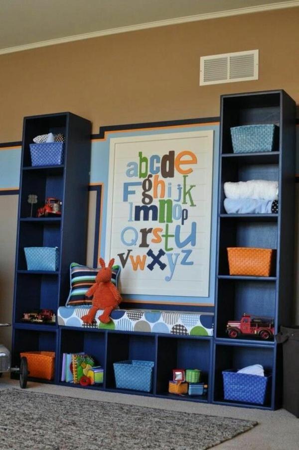125 großartige ideen zur kinderzimmergestaltung - Schrank Designs Kinderzimmer