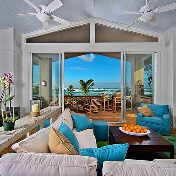 Luxus wohnzimmer art wanddeko wei es sofa tier gemusterte for Farbige zimmer