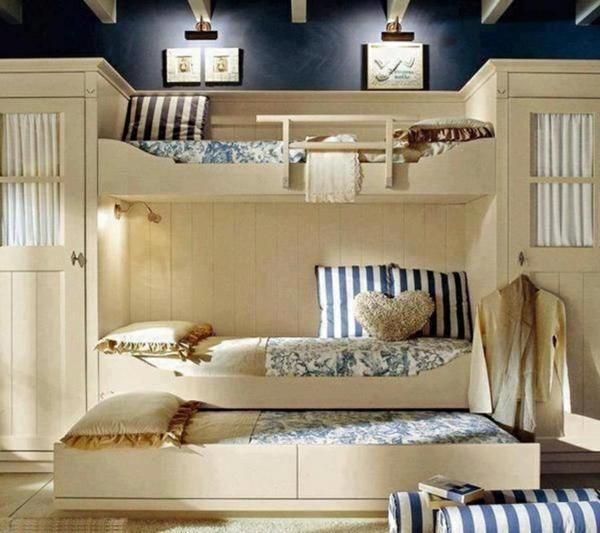 einrichtungsideen schlafzimmer  kissen