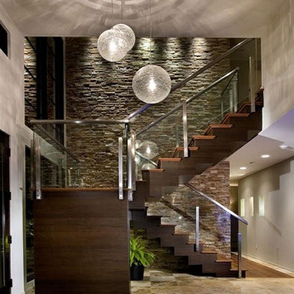 Interior Home Decoration Indoor Stairs Design Pictures: 101 Moderne Treppen Erscheinen Als Blickfang In Ihrer Wohnung