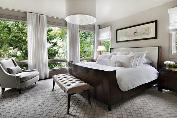 energiesparen licht schlafzimmer lederbank