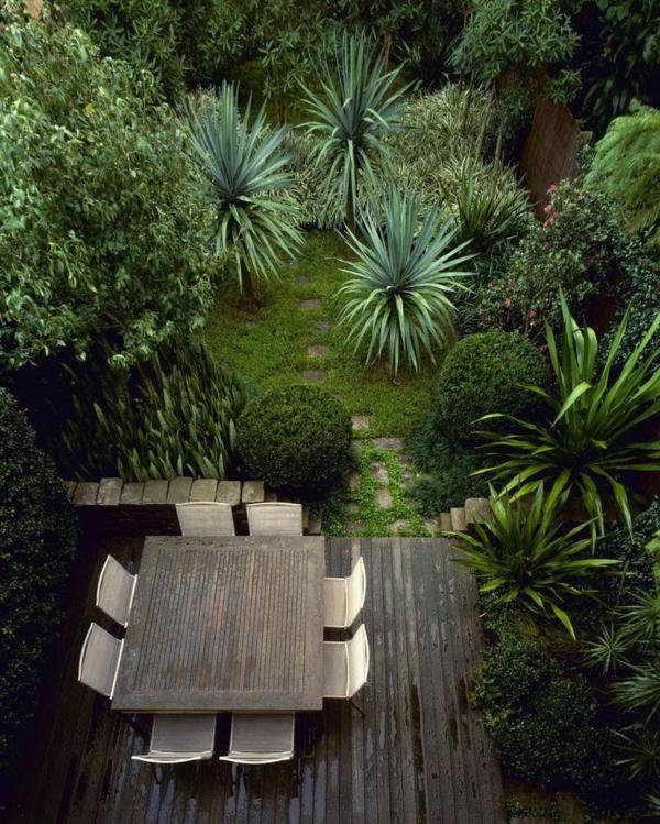 122 bilder zur gartengestaltung stilvolle gartenideen for Gartengestaltung umrandung