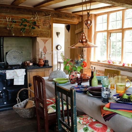 50 moderne landhausk chen k chenplanung und rustikale for Kuchenmobel vintage look