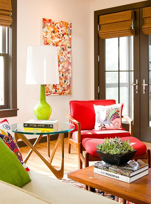 30 moderne tischlampen dekoideen f r akzentfarben und for Sessel lesen
