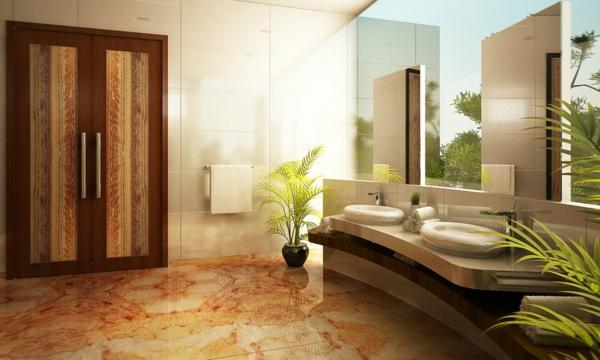 40 badezimmer fliesen ideen badezimmer deko und badm bel for Badeinrichtung waschbecken