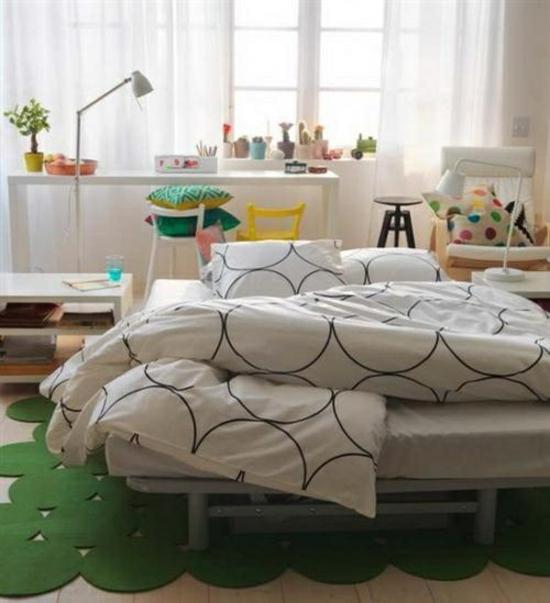 ikea schlafzimmer - 15 inspirierende beispiele aus dem katalog - Bett Ohne Kopfteil Schlafzimmer Einrichtung Modern Ideen