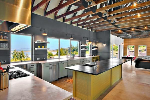 küche gelb kücheneinrichtung und küchenmöbel