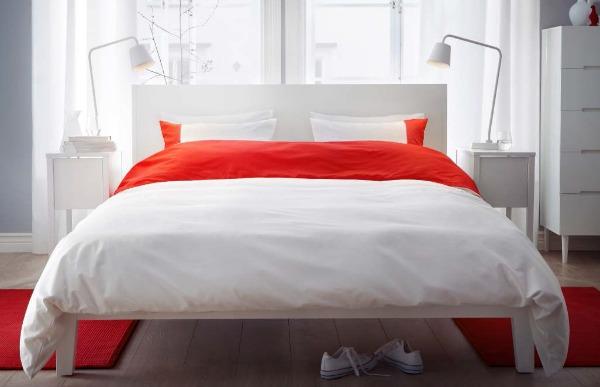 Ikea Trofast Wooden Shelves ~ Ikea Schlafzimmer  15 inspirierende Beispiele aus dem Katalog