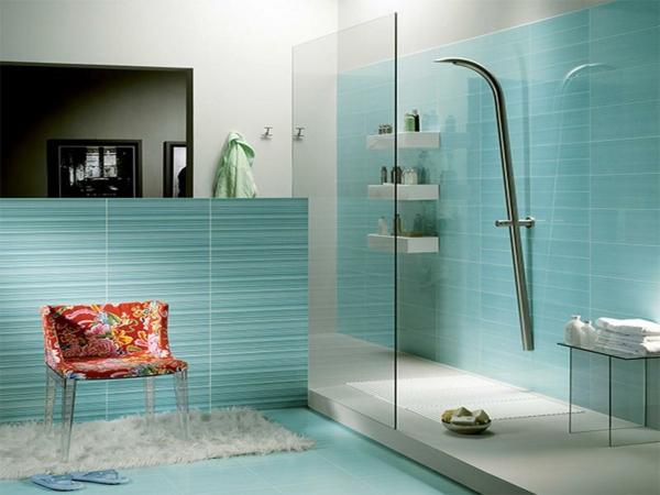fliesen groß badezimmer dusche modern design
