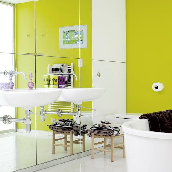 Modernes bad 70 coole badezimmer ideen for Alte wohnung einrichten
